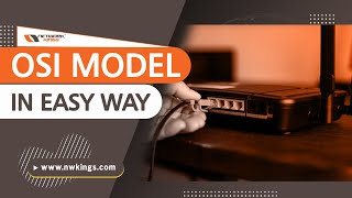 What is OSI model in Hindi | Free 200-120 CCNA training | part 1