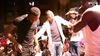Le Duo La Boya De Monaco & Gypsy Le Millionnaire font plaisir a Dj Mix