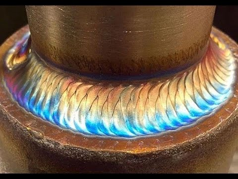how to make even tig welds