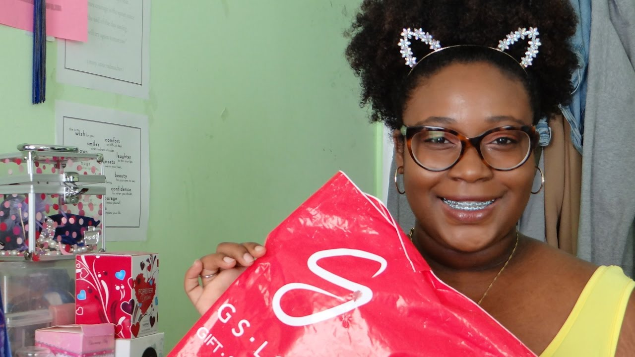 f979c82be6aa GS LOVE PLUS SIZE TRY-ON HAUL+REVIEW - YouTube