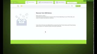 Fone Rescue - Recover lost data or deleted files from your iOS devices - Download Video Previews
