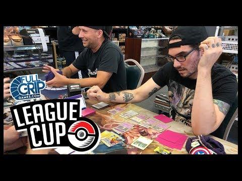 Pokemon TCG League Cup @ Full Grip Games!!