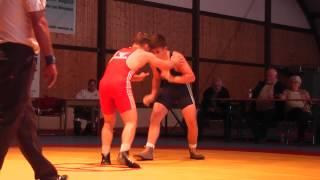 GR 61 kg Tonimir Sokol vs. Paul Rothausky 4:0 TÜ 18:0