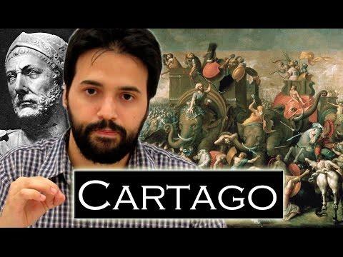 CARTAGO - O Pior Pesadelo do Império Romano! {Civilizações Antigas#6}