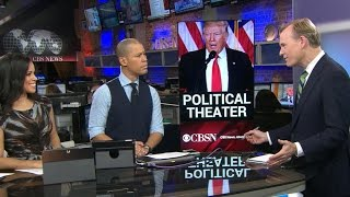 """John Dickerson: """"Reality is intruding"""" on Trump"""