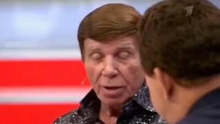 Иосиф Кобзон уникальная встеча с  Вадимом Мулерманом