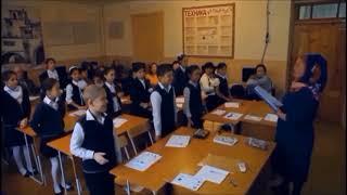 Интегрированный урок по кум.яз в 5 классе