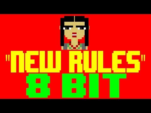 New Rules [8 Bit Tribute to Dua Lipa] - 8 Bit Universe