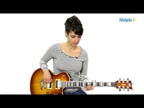 How to Play C Sharp Minor Seven (C#M7) Chord on Guitar