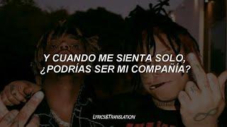 Juice WRLD ft. Trippie Redd ; Tell Me U Luv Me • (Traducida al Español)