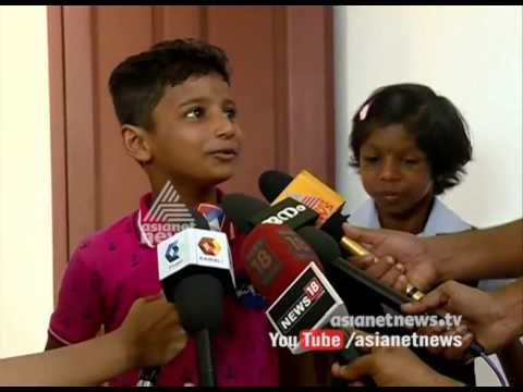 Oommen Chandy fulfills a child's dream by giving a home to her friend