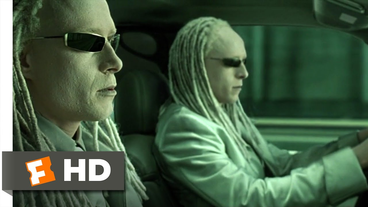 The Matrix Reloaded 4 6 Movie Clip Freeway Fight 2003