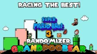 Super Mario Bros. 3 Randomizer Three-Way Race!