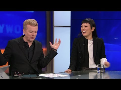 See Pitch Perfect 3's Hana Mae Lee girling Over Jojo
