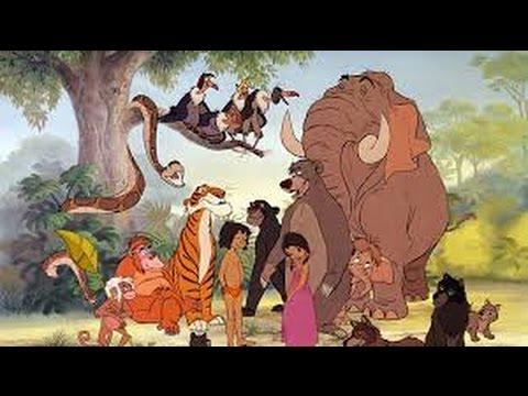 Il libro della giungla italiano cartoni animati youtube