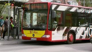 Notfahrplan im Busfahrerstreik