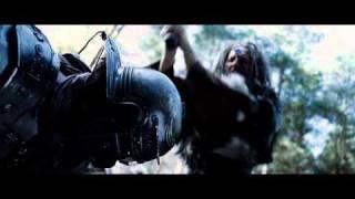 Fight scene from the film Centurion 2010.