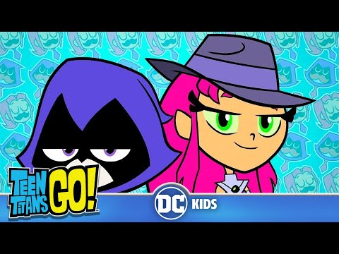 Teen Titans Go!  The Adventures Of Raven and Starfire  DC Kids