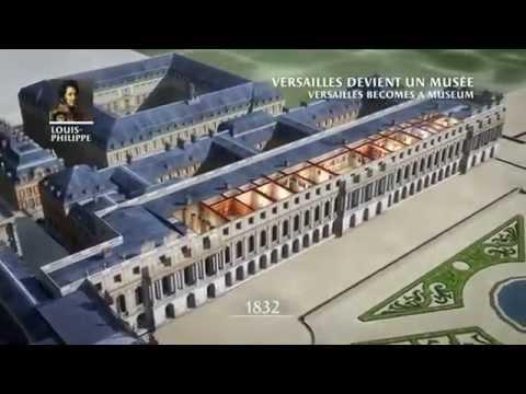 L'histoire du château de Versailles