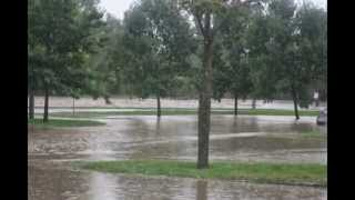 SUNY Cobleskill flood 2011