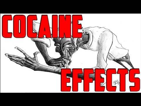 short-term and long-term effects of cocaine