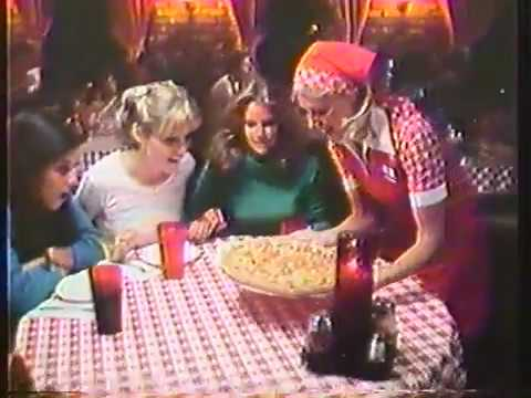 P. J. Soles 1979 Pizza Hut Taco Pizza Commercial