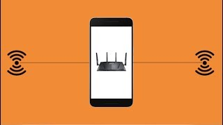 How to use Your Android as a WiFi Repeater - [NO ROOT]
