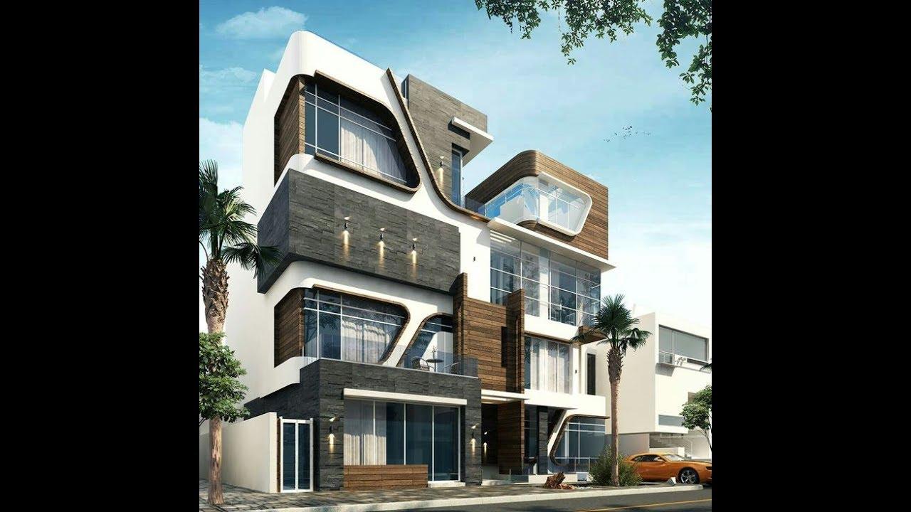 Great Exterior Design Of Modern Villa