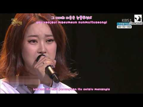 [SECRET GARDEN OST] Baek Ji Young - That woman IndoSub (ChonkSub16)