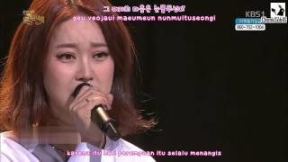 Gambar cover [SECRET GARDEN OST] Baek Ji Young - That woman IndoSub (ChonkSub16)