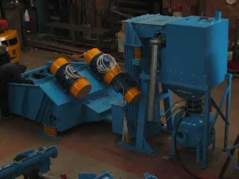 Foundry Machinery - Trojan Sand Reclamation.wmv
