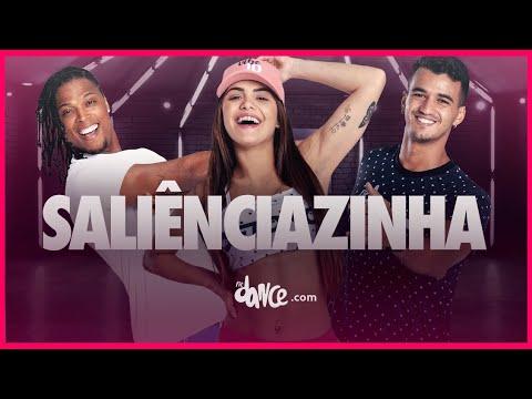 Saliênciazinha - Dynho Alves DG e Batidão Stronda  FitDance TV Coreografia  Dance