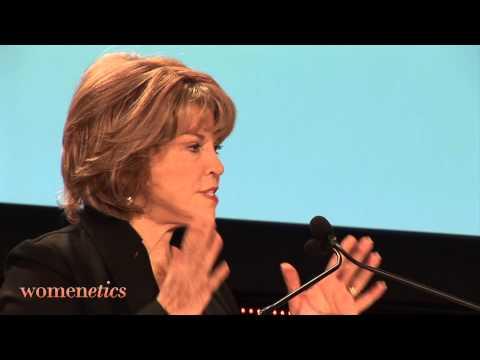 Pat Mitchell Keynote from 2012 Global Women's Initiative in Atlanta, GA