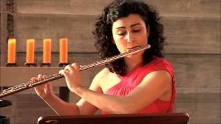 GERAEDTS: Sonatina for Flute & Piano - II. Poco lento (2/3)