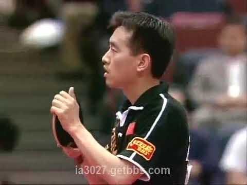 Download 2001 WTTC: 孔令輝 (Kong Linghui) vs Samsonov Vladimir