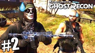 "2 NOOBS EN ACTION !! ""Ghost Recon Wildlands"" Episode 2"