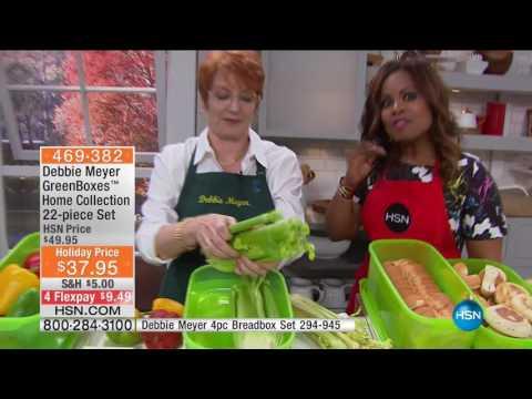 HSN | Holiday Kitchen featuring Debbie Meyer 10.28.2016 - 06 PM