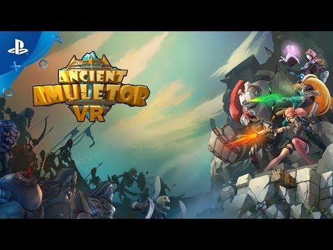 Ancient Amuletor - Release Date Announcement Trailer | PSVR