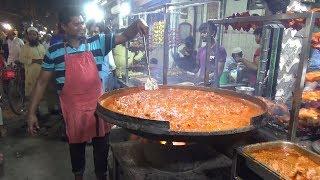 Delhi ka chicken changezi | Street Food India (Bara Hindu Rao Road delhi )