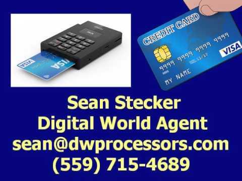 Sean Stecker, Digital World Agent