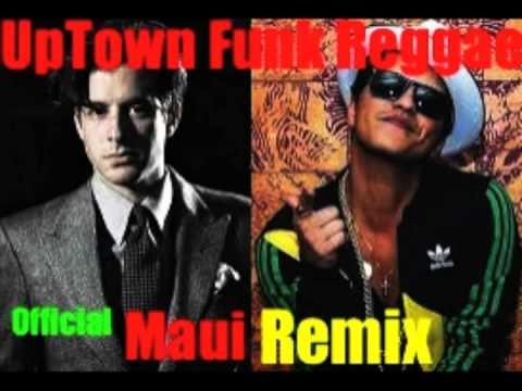 Mark Ronson - Uptown Funk ft. Bruno Mars Reggae Maui Mix (Nyceboy)