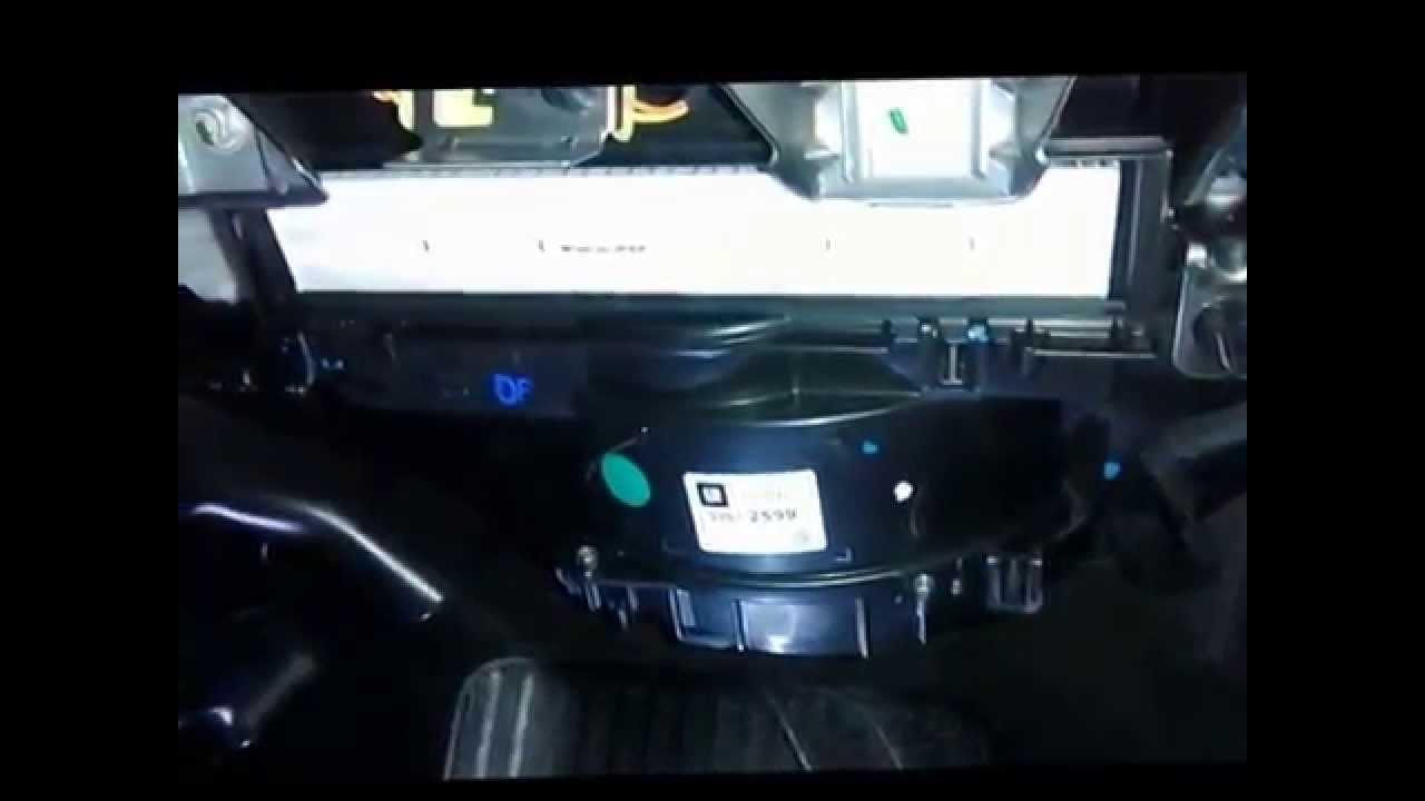 Como instalar ou trocar o filtro do Ar Condicionado do ...