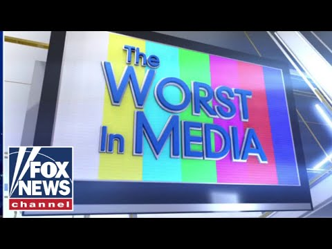 Media's worst offenders: The anti-Trump love fest