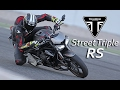 Triumph Street Triple RS 2017: Prueba a fondo [Full HD]