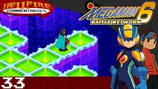 Mega Man Battle Network 6: Cybeast Gregar playthrough [Part 33: Return of the Evil Spirits]