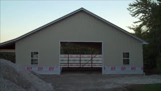 Classic Gbody Garage Construction Almost Finished