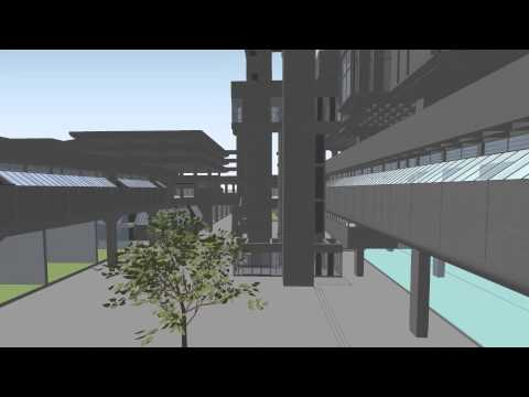 The Tricorn Portsmouth: First Floor Overview v1