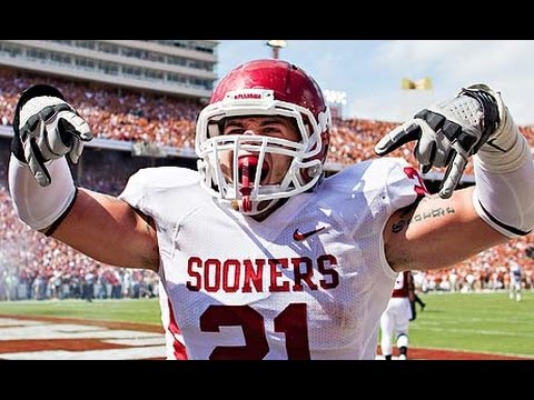 Biggest Ou Football Hits Ever Youtube