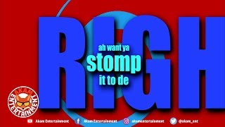 Mr Blood & IWeb - Stomp (Crop Over 2018) [Official Lyric Video]