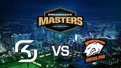 SK-Gaming vs. Virtus.Pro - Mirage - Grand-final - DreamHack Masters Las Vegas 2017